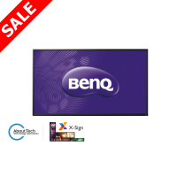 "BENQ 65"" Signage Display Bundle"